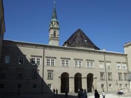 Austria - Salzburg - Cathedral square-001