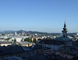 Austria - Salzburg - Kapuzinerberg-001