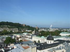 Austria - Salzburg - Kapuzinerberg-002