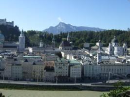 Austria - Salzburg - Kapuzinerberg-004