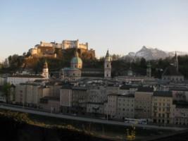 Austria - Salzburg - Kapuzinerberg-010