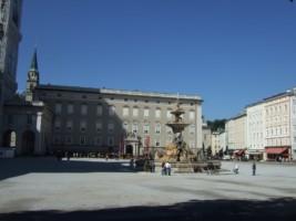 Austria - Salzburg - Residence square-001