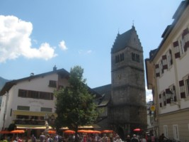 Austria - Zell am See - City centre-002