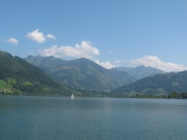 Austria - Zell am See - City centre-004