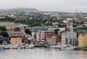 Färöer, Faroes - Torshavn