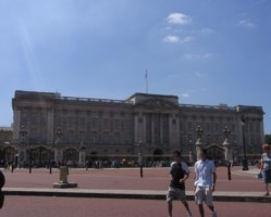 EnglandLondonBuckinghamPalace2006