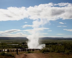 Iceland - Great Geysir2013