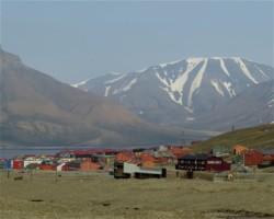 NOR - Svalbard - Longyearbyen201503