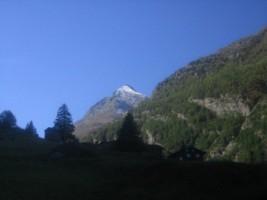 Switzerland - Bus ride from Brig to Taesch-001