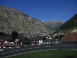 Switzerland - Bus ride from Disentis to Lucerne-006
