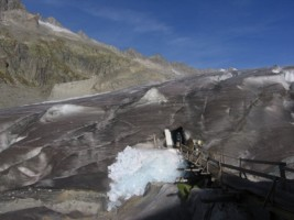Switzerland - Furka Pass - Rhone Glacier-001