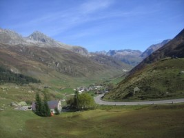 Switzerland - Susten Pass-001