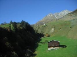 Switzerland - Train ride from Andermatt to Disentis-005