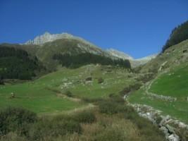 Switzerland - Train ride from Andermatt to Disentis-006