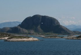 Norway, Torghatten