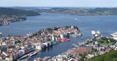 Bergen og Helgoland (13.07.-24.07.2020)