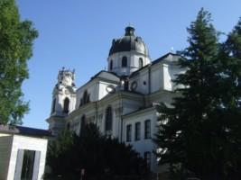 Austria - Salzburg - Collegiate Church-001