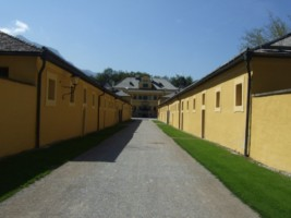 Austria - Salzburg - Hellbrunn Palace-001