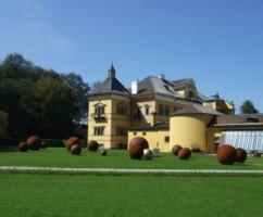 Austria - Salzburg - Hellbrunn Palace-004