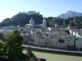 Austria - Salzburg - Kapuzinerberg-007