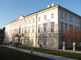 Austria - Salzburg - Mirabell Palace-004