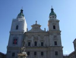 Austria - Salzburg - Salzburg Cathedral-001