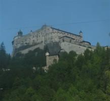 Austria - Werfen - Hohenwerfen Castle-001