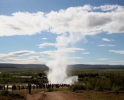 Iceland - Great Geysir2013