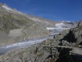 Switzerland - Furka Pass - Rhone Glacier-006