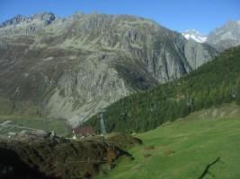 Switzerland - Train ride from Andermatt to Disentis-003