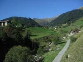Switzerland - Train ride from Andermatt to Disentis-009