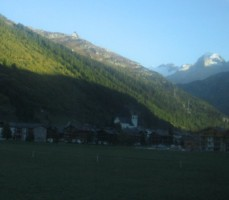 Switzerland - Train ride from Brig to Andermatt-003