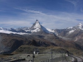 Switzerland - Zermatt - Gornegrat-007