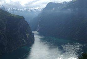 Norway, Geirangerfjord