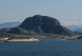 Norway, Torghatten